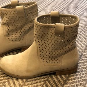 Suede Sole Society Boots